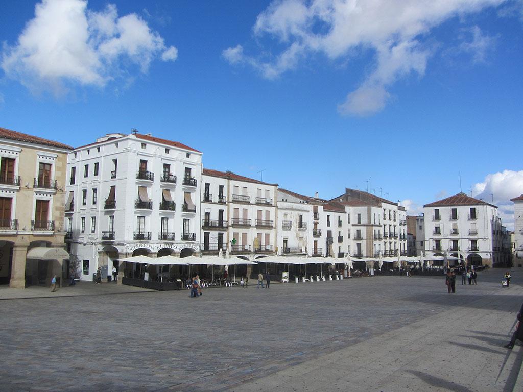Que ver en Cáceres en una mañana