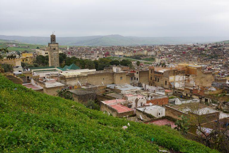 Vistas de Fez
