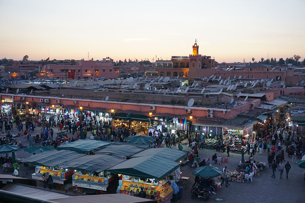 ¿Qué ver en dos días en Marrakech?