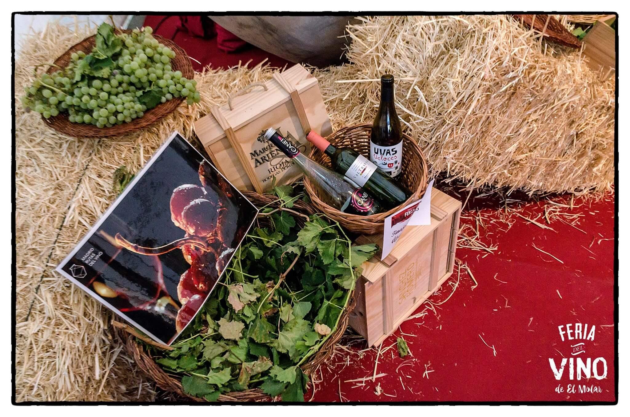 Feria del Vino de El Molar