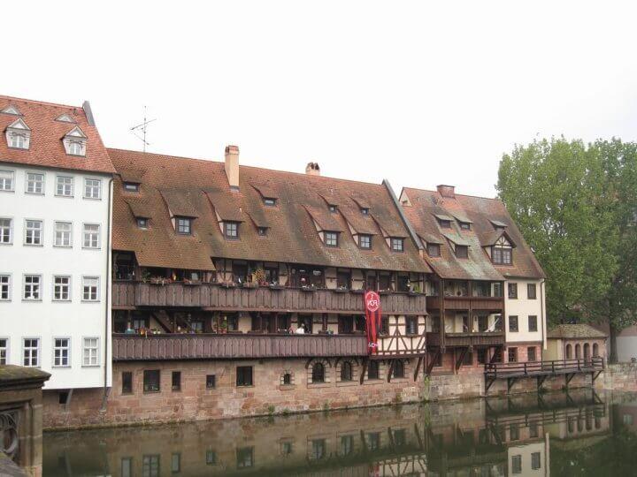 Casas de Núremberg
