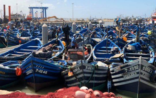 Itinerario por la costa de Marruecos