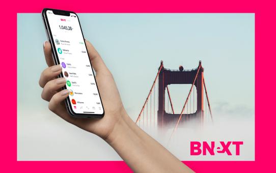 BNext: la tarjeta para viajes al extranjero
